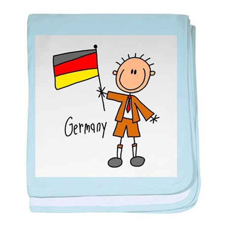 Germany Ethnic Infant Blanket