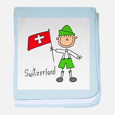 Switzerland Ethnic Infant Blanket