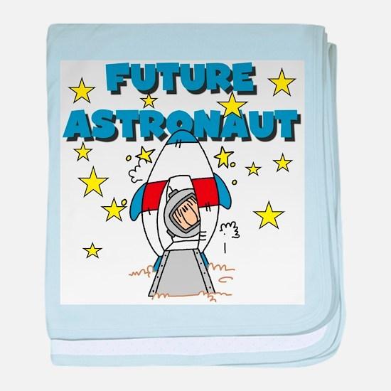 Future Astronaut Infant Blanket