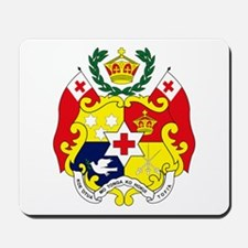 Tonga Coat of Arms Mousepad