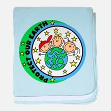 Protect Our Earth Infant Blanket