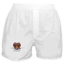Papua New Guinea Boxer Shorts