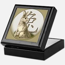 Chinese Year of the Rabbit Keepsake Box