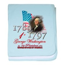 1st President - Infant Blanket