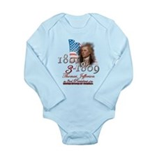 3rd President - Long Sleeve Infant Bodysuit