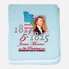 5th President - Infant Blanket