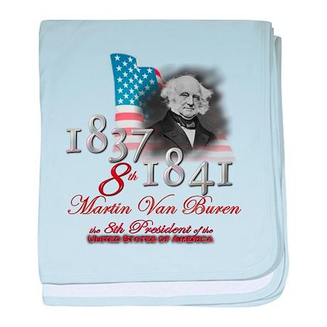 8th President - Infant Blanket