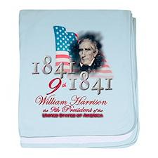 9th President - Infant Blanket