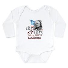 13th President - Long Sleeve Infant Bodysuit
