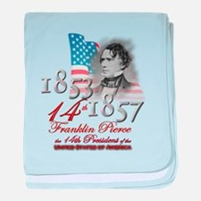 14th President - Infant Blanket