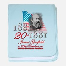 20th President - Infant Blanket