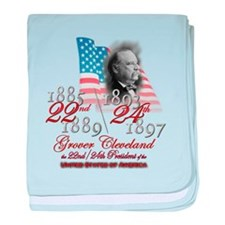 22nd / 24th President - Infant Blanket