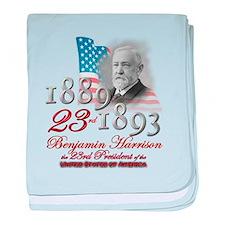 23rd President - Infant Blanket