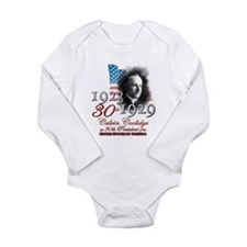 30th President - Long Sleeve Infant Bodysuit