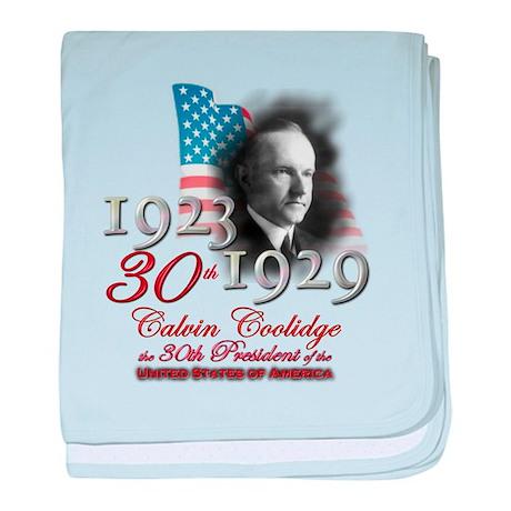 30th President - Infant Blanket