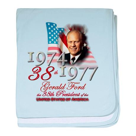 38th President - Infant Blanket
