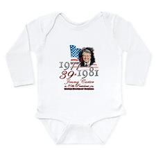 39th President - Long Sleeve Infant Bodysuit