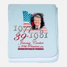 39th President - Infant Blanket