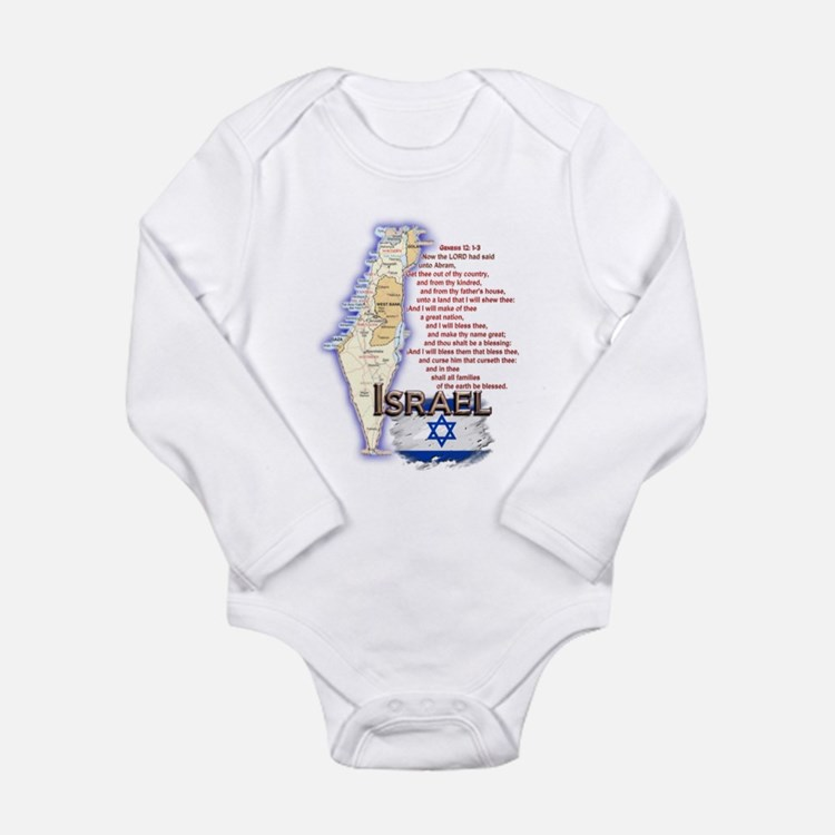 Gen 12: 1-3 Long Sleeve Infant Bodysuit