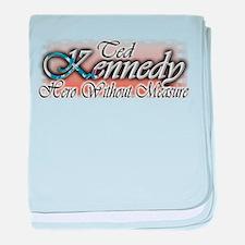 Ted Kennedy - Hero - Infant Blanket