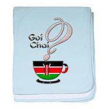 Got Chai? Kenya - Infant Blanket