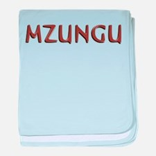 Mzungu - Infant Blanket