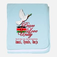 Pray for Kenya - Infant Blanket
