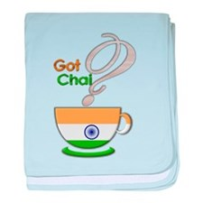 Got Chai? Indian - Infant Blanket