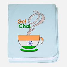 Got Chai? Indian - Infant Blanket