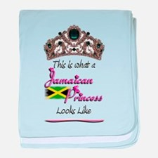 Jamaican Princess - Infant Blanket