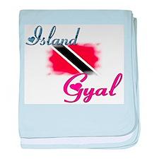 Island Gyal - Trini Infant Blanket