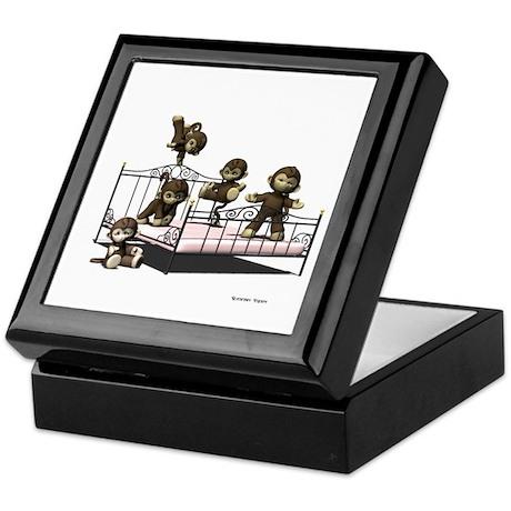 Five Little Monkeys, Keepsake Box