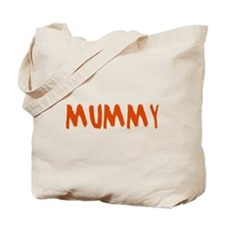 Mummy and Deady (Mommy Daddy) Tote Bag