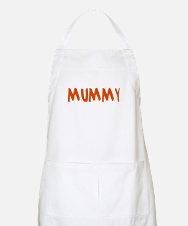 Mummy and Deady (Mommy Daddy) Apron