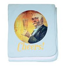 Cheers! Infant Blanket