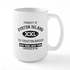 Property of Staten Island Mug