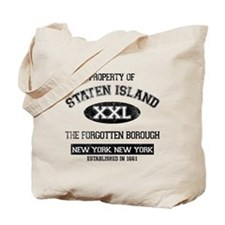 Property of Staten Island Tote Bag