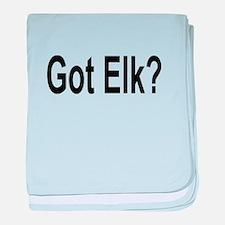 Got Elk? Infant Blanket