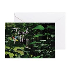 OES Thank you Greeting Card
