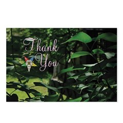OES Thank you Postcards (Package of 8)
