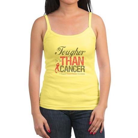 Tougher Than Cancer Jr. Spaghetti Tank