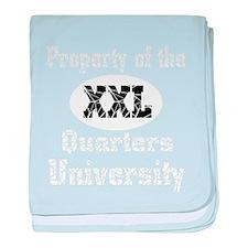 Quaters Infant Blanket