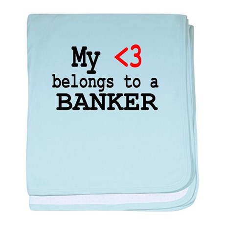 Banker Infant Blanket
