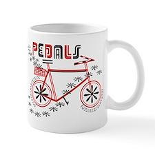 Pedals Cyclist Mug