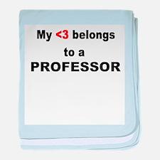 Professor Infant Blanket