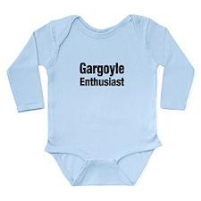 1 Long Sleeve Infant Bodysuit