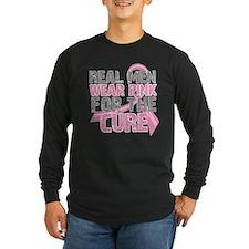 Real Men Wear Pink T