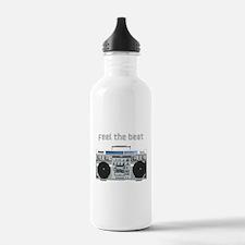 Feel the Beat Water Bottle