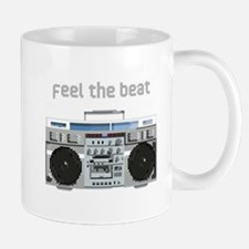 Feel the Beat Mug