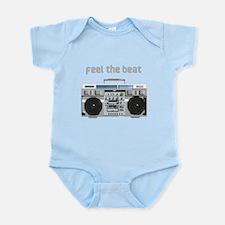 Feel the Beat Infant Bodysuit